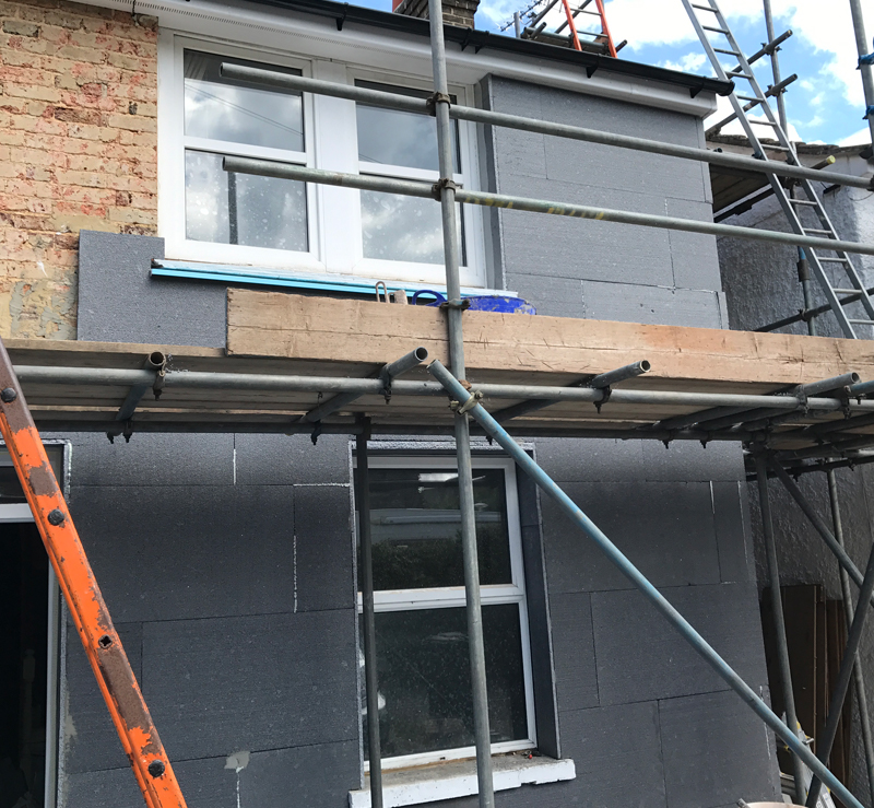 External Wall Insulation South East