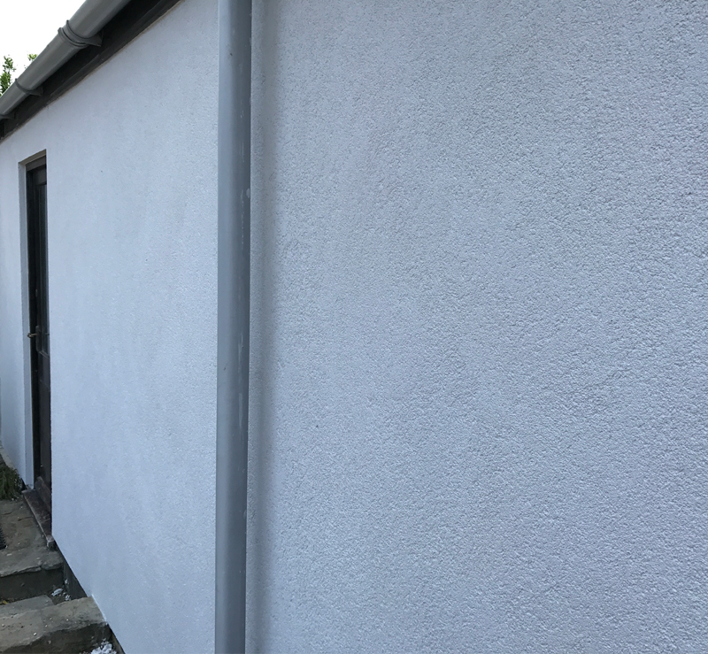 Silicone thin coat renders in east Sussex and Kent